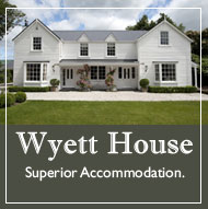 Wyett House Greytown accommodation