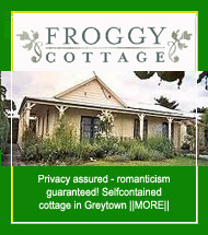 Froggy Cottage self contained accommodation, Greytown