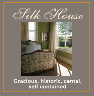 Silk House accommodation Greytown