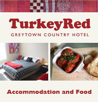 TurkeyRed Greytown Country Hotel